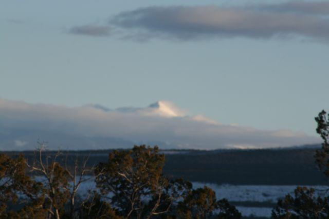Winter, Wright's Mesa